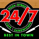 24/7 Pizza-Gyro-Cafe-Sandwiches