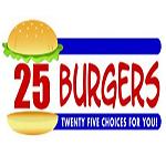 25 Burgers - Branchburg