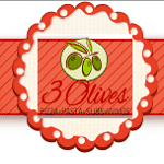 3 Olives Pizza