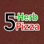 5-Herb Pizza