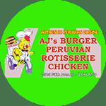 AJ's Burger and Peruvian Rotisserie Chicken