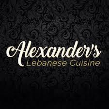 Alexander's Lebanese Cuisine