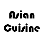 Asian Cuisine