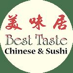 Best Taste Sushi & Chinese