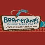 Boomerangs Gourmet Burger Joint