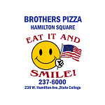 Brother's Pizza Hamilton Ave