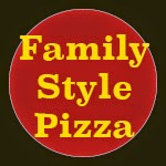 Family Style Pizza