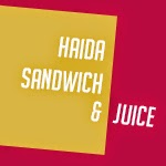 Haida Sandwich & Juice