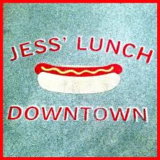 Jess' Lunch Downtown
