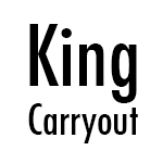 King Carry Out