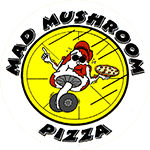 Mad Mushroom Pizza