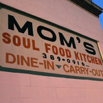 Mom's Soul Food Kitchen & Catering - Delmar Blvd.