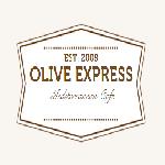 Olive Express - Edmund Halley