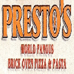 Original Presto's Brick Oven Pizza