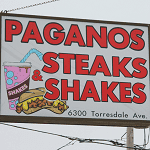 Pagano's Steaks & Shakes
