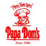 Papa Dom's Pizza - Alcoa