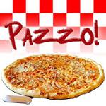 Pazzo Big Slice Pizza