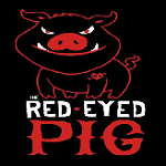 Red-Eyed Pig