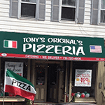Tony's Original's Pizzeria