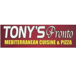 Tony's Pronto Pizza