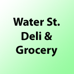 Water St Deli and Grocery